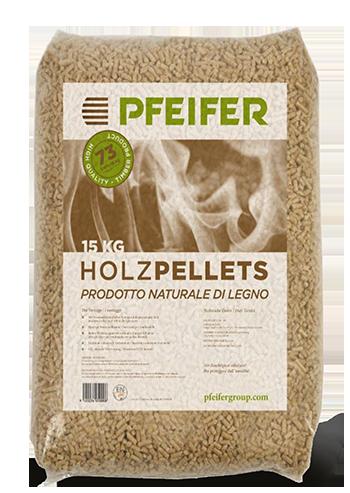 Sacco Pfeifer pellet